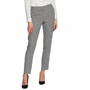 NWT Vince Camuto Houndstooth Ankle Pants